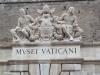2014 Rom Vatikan Museum Petersdom