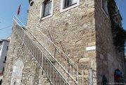 Stadtmauer in Kusadasi