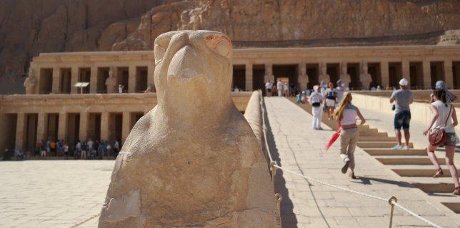 Ägypten Ausflug Luxor